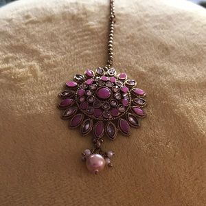 Indian Pakistani jewelry - tikka